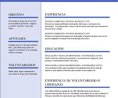 Plantillas Curriculum Basicas En Word Consigue La Tuya Gratis