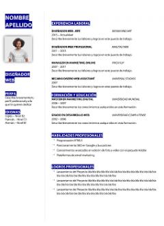 categoria-nueva-plantilla-curriculum-vitae-azul-subrayado