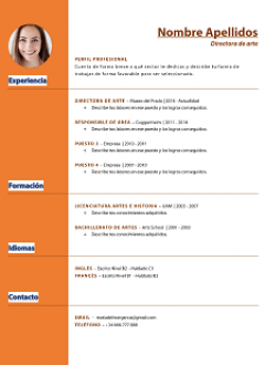 categoria-nueva-plantilla-curriculum-vitae-naranja-lado