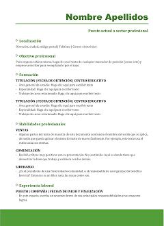 categoria-nueva-plantilla-curriculum-vitae-verde-sencillo