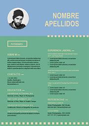 plantillas curriculum gratis
