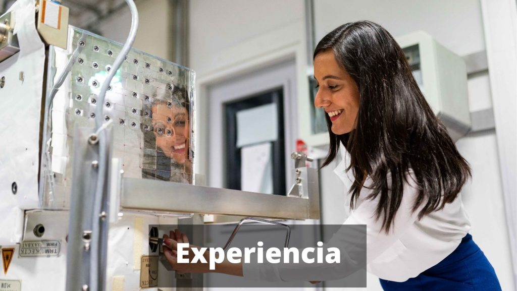 cómo rellenar un currículum con experiencia
