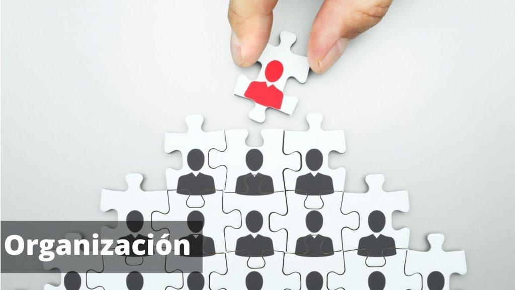la organización es una ventaja que se debe comentar en una entrevista de trabajo