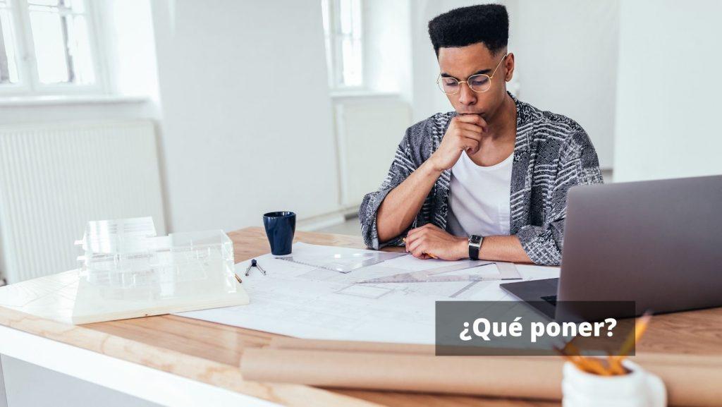 ¿Que poner en el apartado de metas profesionales en el CV?
