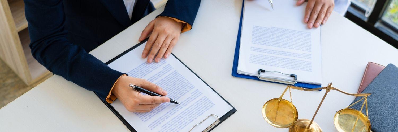 curriculum vitae de un abogado
